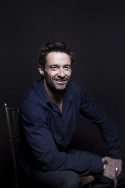 Celebrity portraits by The Times: Hugh Jackman wasnt afraid to look foolish as he prepared for his role as Jean Valjean in Les Miserables. More: Les Miz: Hugh Jackman prepped with weights, washcloths, desire