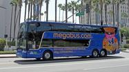 Megabus comes back to L.A. with free seats for winter travel