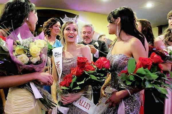 Andrea Licata, 18, of Costa Mesa was crowned Miss Fountain Valley in March at the Saigon Performing Arts Center. The UC Irvine economics major won $5,500 in scholarship money, with Aimee Le, Valerie Kraus and Sophia Lam finishing as first, second and third runners-up, respectively.