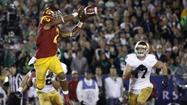 USC receiver Robert Woods to announce NFL draft decision Monday