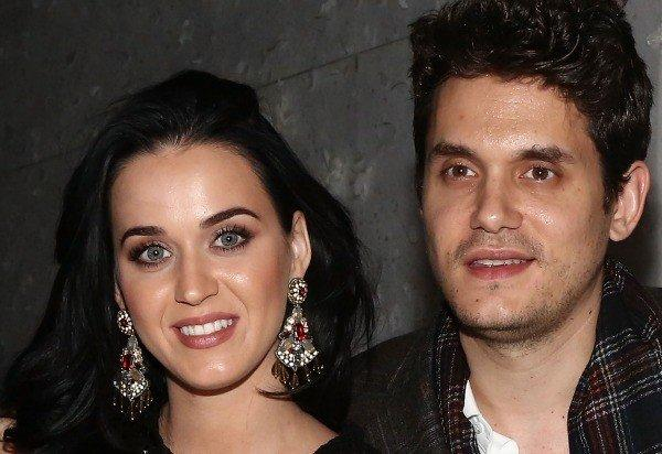 Katy Perry and John Mayer got cozy over the Christmas holiday, and she's got the tweets to prove it.