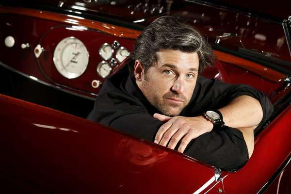 Patrick Dempsey hopes to buy Tully's Coffee.