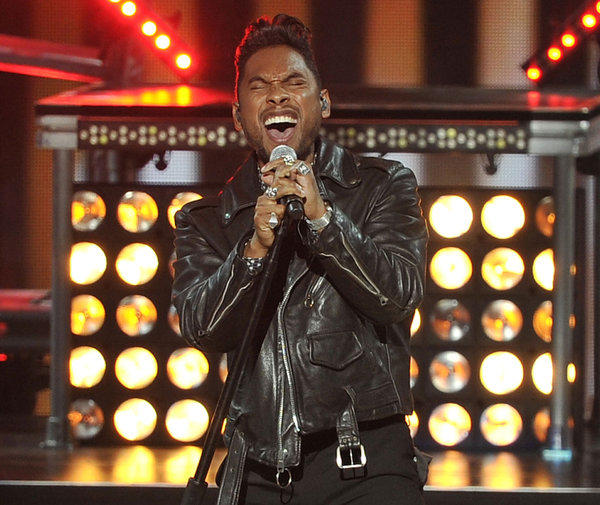 "Miguel's ""Kaleidoscope Dream"" scored high on Times pop music staff writer Gerrick D. Kennedy's list of 2012's best albums."