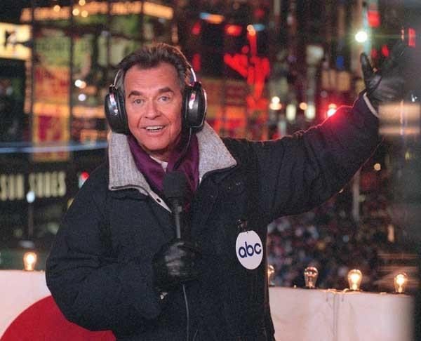 'New Year's Rockin' Eve Celebrates Dick Clark' on ABC