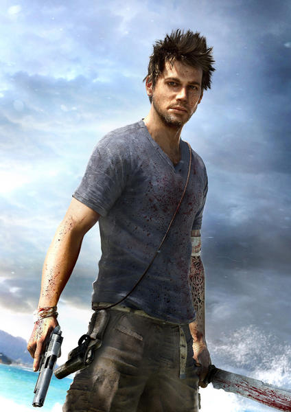 "<b>Far Cry 3</b> <br>Jason Brody and his group of thrill-seeking friends embody almost all of the stereotypes of millenial--they're sheltered, tech-obsessed and see the rest of the world as a background for their own consumption and enjoyment. That's turned upside down when they're kidnapped by pirates on a skydiving trip in the Pacific and held for ransom. Jason manages to escape and quickly learns that a bow and arrows are much more useful than an iPhone. He transforms from spoiled rich kid to resourceful badass in his daring attempt to rescue his friends. It's like a 2012 version of ""Robinson Crusoe."""