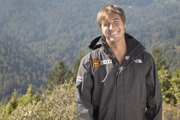 Olympian Jonny Moseley recalls seeing chipmunks for the first time when his family took a road trip to Oregon.