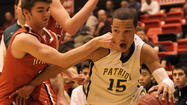 Stevenson sophomore Jalen Brunson quickly detailed missing two shots that would have tied or won a game this season.