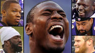 Jacoby Jones, Ed Reed, Haloti Ngata, Ray Rice, Vonta Leach, Marshal Yanda named to Pro Bowl squad