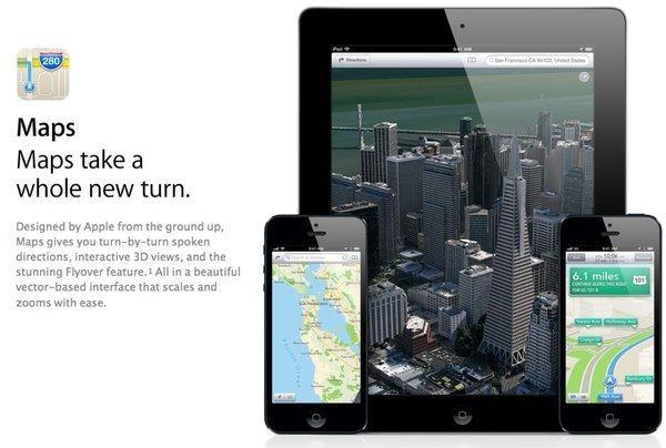 Apple Maps was a rare misstep for Apple. CEO Tim Cook apologized for the quality of Apple Maps days after its release.