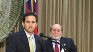 KANEOHE, Hawaii — Gov. Neil Abercrombie has appointed Lt. Gov. Brian Schatz to replace Daniel K. Inouye in the U.S. Senate, opting against Rep. Colleen Hanabusa, whom the late senator had wanted as his successor.