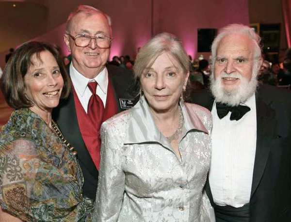 Solomon Golomb, far right, was named a winner of the National Medal of Science. He is a longtime La Canada Flintridge resident.