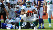 Dolphins' Cameron Wake on top at long last