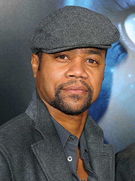 Show me the money!  Academy Award-winning actor Cuba Gooding Jr. turns 43 today.
