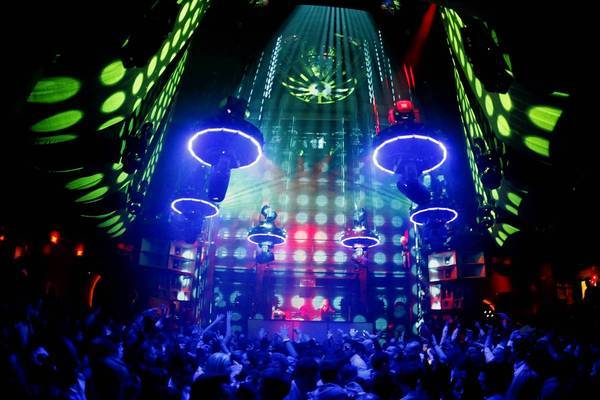 V Squared Labs' custom content designed for Erick Morillo's DJ residency at the Marquee Night Club in Las Vegas.
