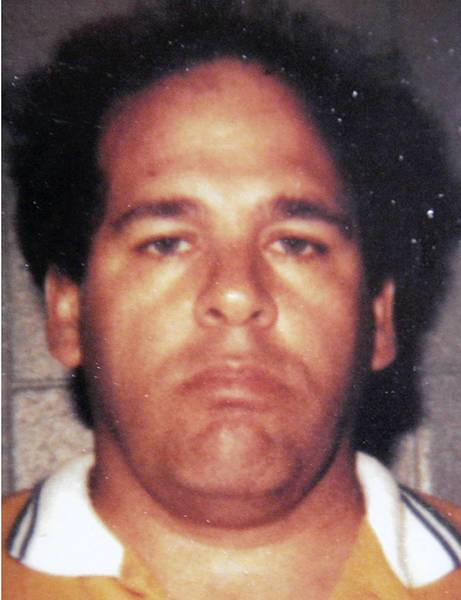 Mob hit man Frank Calabrese Sr. is shown in 1983.