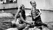 VIDEO Mermaid tells tale of Schaefer photo