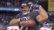 Ray Rice returns to site of 191-yard display vs. Bengals