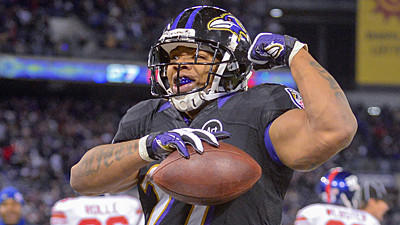 Ray Rice wins AFC offensive player of week