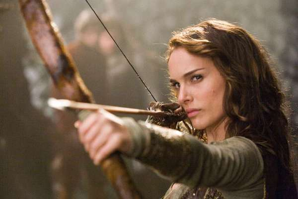 Natalie Portman is usually on target.