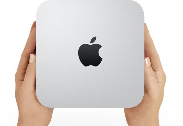 A report says Apple will be moving the production of its Mac mini line of computers to the U.S.