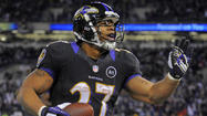 Ray Rice named AFC Offensive Player of the Week