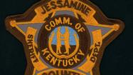 A Nicholasville man got more than he bargained for while out for an early morning joyride at the John Nickell Boat Ramp at the end of Ky. 39 at the Kentucky River.