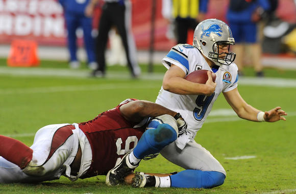 Stafford sacked