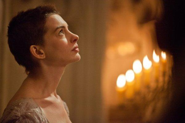 "Anne Hathaway stars in ""Les Misérables,"" which is off to a strong start at the box office."