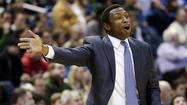 The Brooklyn Nets have fired Coach Avery Johnson, the team announced Thursday.