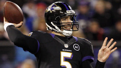 Joe Flacco says win over Giants was 'a good game for us to buil…