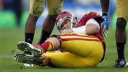 Lane Kiffin finally made it official Thursday, announcing USC quarterback Matt Barkley will not play in the Sun Bowl.
