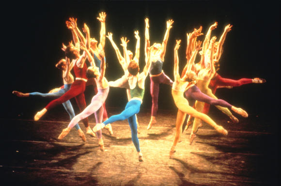 The Joffrey Ballet on ¿American Masters¿