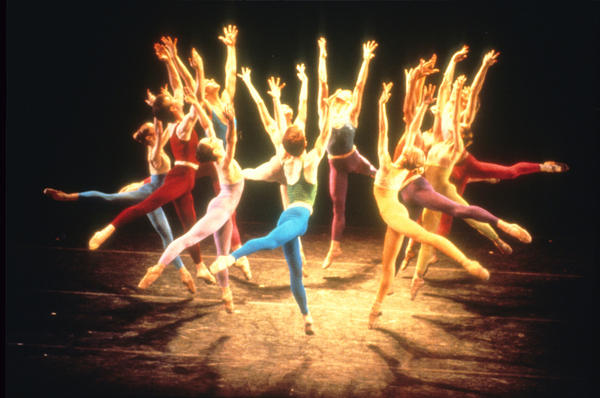 The Joffrey Ballet is in the spotlight on a new edition of American Masters airing at 9 p.m. on KOCE.