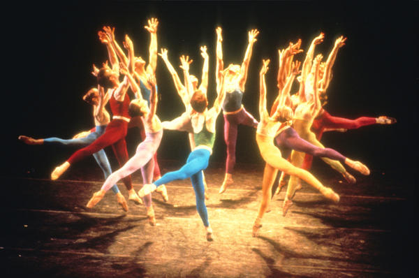 The Joffrey Ballet is in the spotlight on a new edition of ¿American Masters¿ airing at 9 p.m. on KOCE.