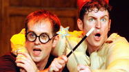 'Potted Potter' at the Harris Theater