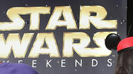 The dates for 2013's Star Wars Weekends at Disney's Hollywood Studios have been announced.