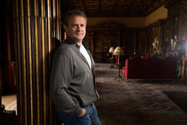"Hugh Bonneville plays Robert Crawley, Earl of Grantham, on the hit period drama ""Downton Abbey."""