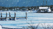 Susan Powell Fine Art's Holiday Show Runs Through Jan. 20th