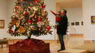 You Can Still Celebrate the Magic of Christmas at the Florence Griswold Museum in Old Lyme