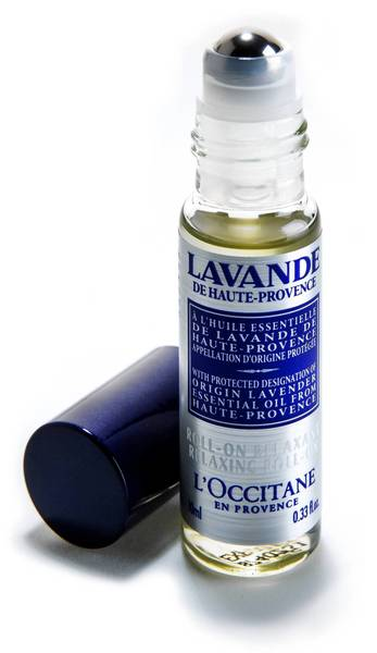 L'Occitane, 1/3 oz., $15, at selected stores; $11 for 1/4 oz., aromaworkshop.com.