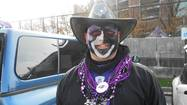 Ravens fan of the week: Dan Morgan