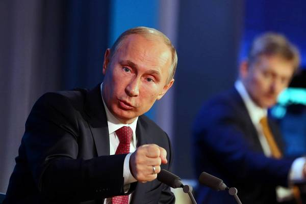 Russian President Vladimir Putin said he sees no reason not to sign a bill banning adoptions by Americans but wants some time to study it.