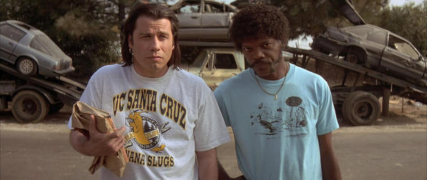 "There's football truth in ""Pulp Fiction."""