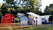 Modern in miniature: Students aim for big ideas with tiny cabins