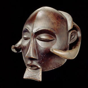Luba Mask | Sculpture