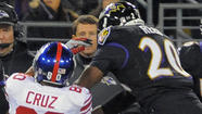 Ed Reed fined $55,000 by NFL for hit on Victor Cruz