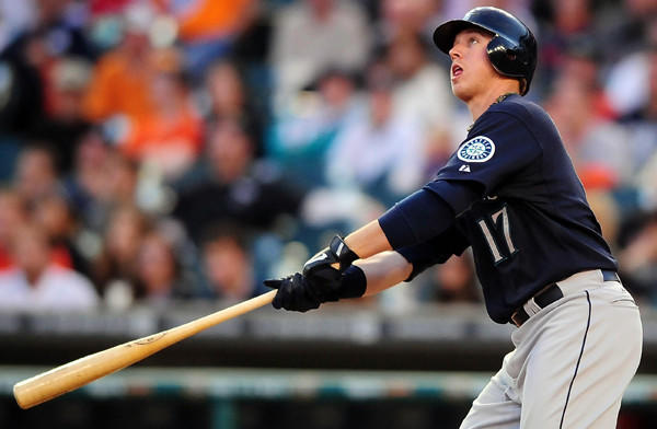 Seattle first baseman Justin Smoak could be an interesting name for the Orioles if the Mariners decide to deal him this offseason.