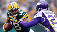 VOTE: Packers vs. Vikings ... who wins Sunday?