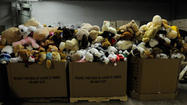 Newtown Donations: Teddy Bears And Love