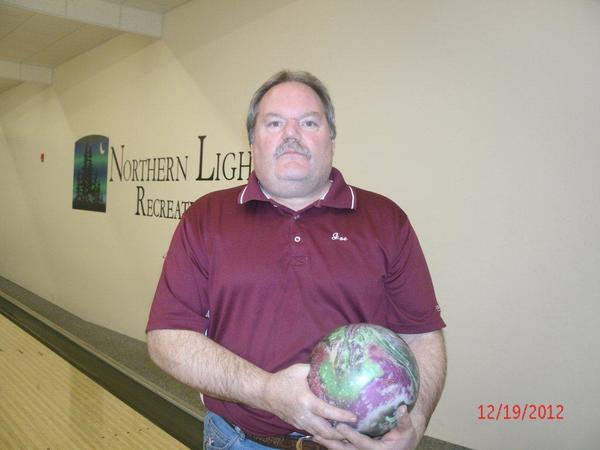 Joe Deisler of Carp Lake rolled his 34th career perfect game and first-ever perfect game at Northern Lights Recreation Center on Dec. 12.